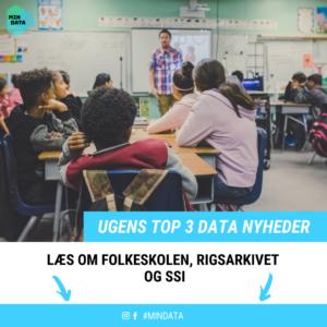 Top 3 Data Nyheder — Uge 4