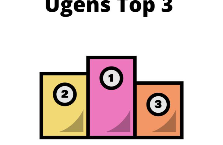 Top 3 Data Nyheder — Uge 1