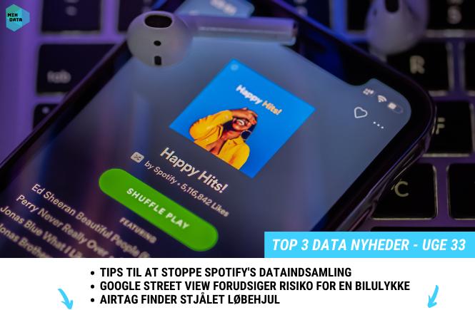 Top 3 Data Nyheder - Uge 33