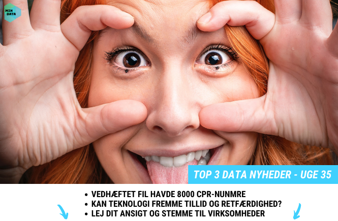 Top 3 Data Nyheder - Uge 35