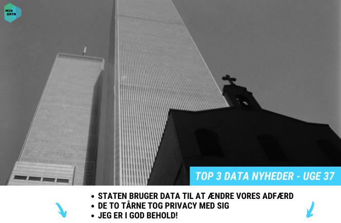 Top 3 Data Nyheder - Uge 37