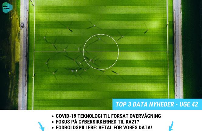 Top 3 Data Nyheder - Uge 42